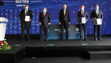 Photo of أردوغان يفتتح مركزا للأبحاث، ويؤكد: نتطلع لجعل تركيا إحدى الدول الرائدة في القرن الواحد والعشرين.