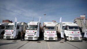 فعالية تركية كبيرة شهر ديسمبر المقبل لإغاثة إدلب