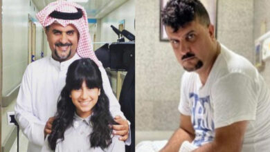 Photo of أول ظهور لـ ابنة الراحل مشاري البلام مع الفنانة هبة الدري (فيديو)