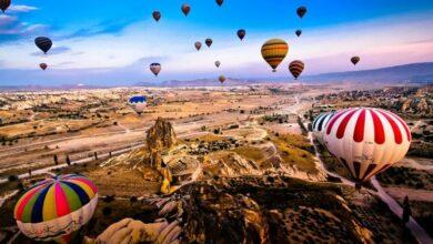 Photo of إقبال سياحي كبير ونسبة إشغال فندقي 100% في كابادوكيا التركية