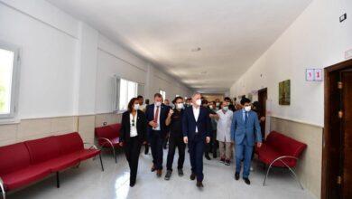 Photo of تركيا تفتتح مبنى عيادات في مشفى جرابلس شمالي سوريا