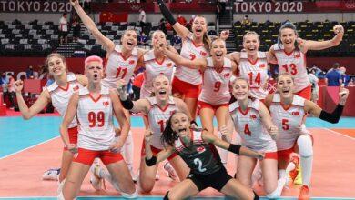 Photo of انتصارات تركية عديدة في أولمبياد طوكيو و أردوغان يهنئ سيدات الكرة الطائرة (فيديو)