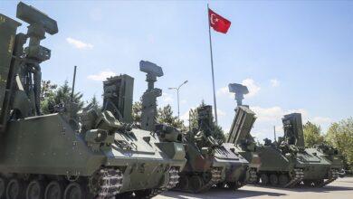 Photo of محلية الصنع.. الجيش التركي يتسلم منظومة دفاع جوي ومسيرة أقنجي تتجاوز 13 ساعة طيران متواصل (فيديو)