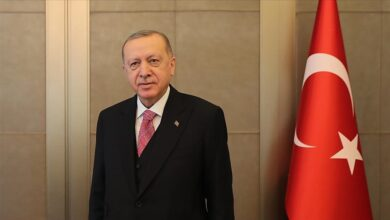 Photo of الرئيس التركي يؤكد تسجيل صادرات بلاده رقماً قياسياً في النصف الأول من 2021