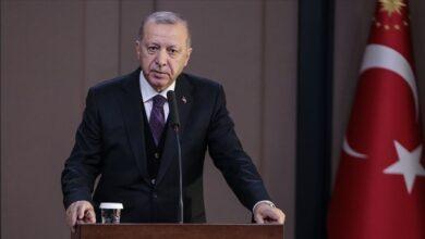 Photo of تصريحات جديدة لأردوغان بشأن ليبيا: نجاحنا خلط الأوراق إقليمياً ودولياً