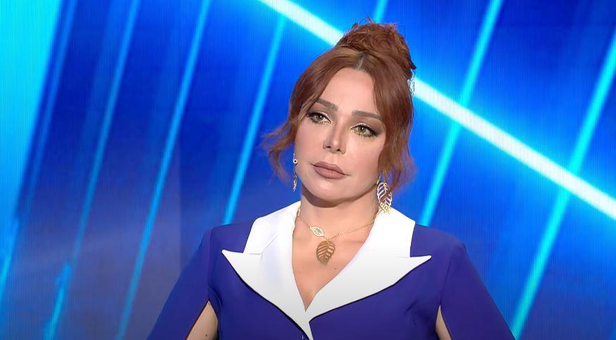 سوزان نجم الدين تبكي وتنسحب من لقاء متلفز وتصف إحدى الشخصيات بالسخيفة (فيديو)