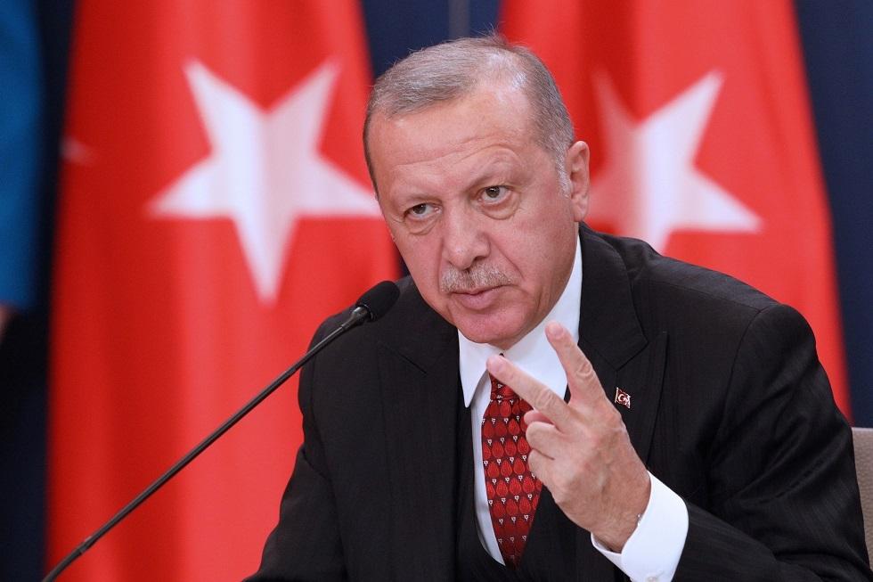 أردوغان يشكر منظمة سورية وسوريون يتضامنون مع تركيا ويساندونها في أزمتها الأخيرة