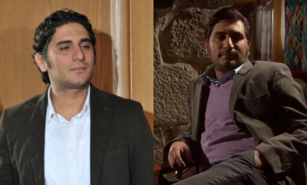 نضال نجم وقصة فنان أردني من أصول فلسطينية يعتبر سوريا وطنه الأول والأخير